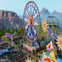 Theme+Parks پارک های تفریحی موضوعی