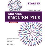 American+English+File+Starter