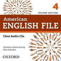 American+English+File+4