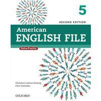 American+English+File+5